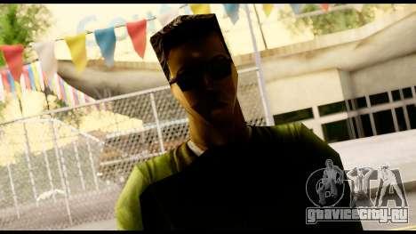 Counter Strike Skin 3 для GTA San Andreas третий скриншот