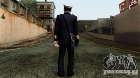 GTA 4 Skin 91 для GTA San Andreas второй скриншот