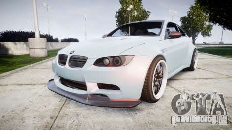 BMW E92 M3 LibertyWalk для GTA 4