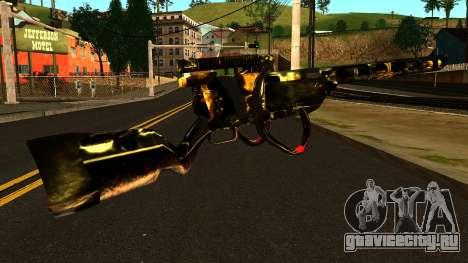 Laser Rifle Wattz 2000 для GTA San Andreas второй скриншот