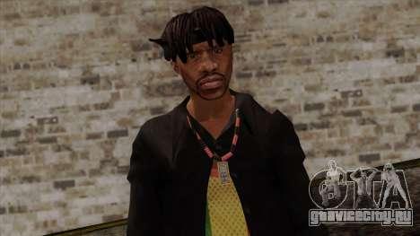 GTA 4 Skin 22 для GTA San Andreas третий скриншот