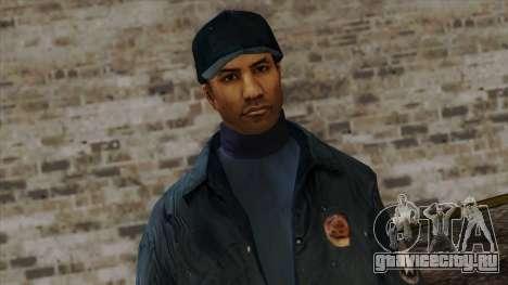Police Skin 4 для GTA San Andreas третий скриншот