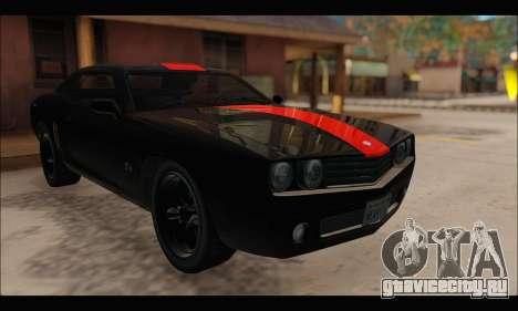 Bravado Gauntlet (GTA V) (IVF & АПП) для GTA San Andreas