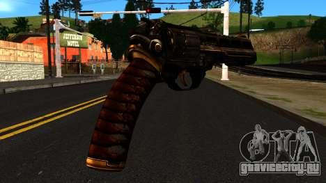 Pistol from Shadow Warrior для GTA San Andreas второй скриншот