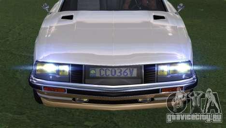 GTA 5 Lampadati Pigalle (IVF) для GTA San Andreas вид справа