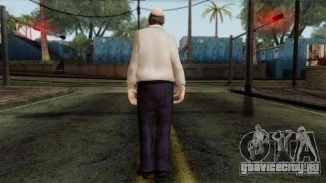 GTA 4 Skin 83 для GTA San Andreas второй скриншот