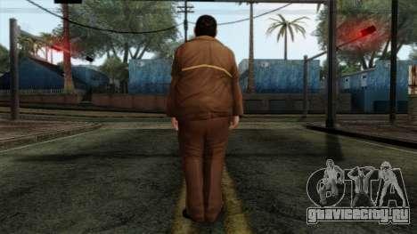 GTA 4 Skin 58 для GTA San Andreas второй скриншот