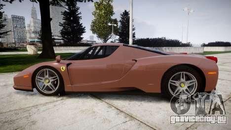 Ferrari Enzo 2002 [EPM] для GTA 4 вид слева