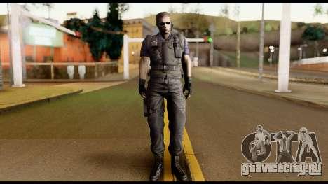Resident Evil Skin 11 для GTA San Andreas