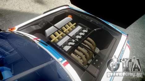 BMW 3.0 CSL Group4 [93] для GTA 4 вид сзади