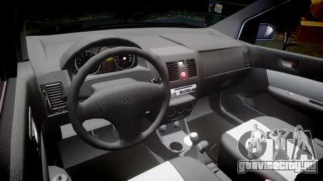 Hyundai Getz 2006 для GTA 4