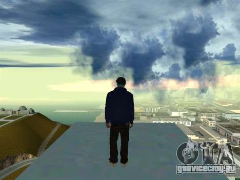 SFR1 New Skin для GTA San Andreas второй скриншот