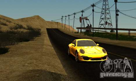 ENBSeries v6 By phpa для GTA San Andreas