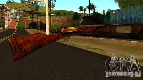 Вентиль (Metro: Last Light) для GTA San Andreas второй скриншот