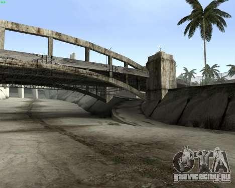 RealColorMod v2.1 для GTA San Andreas второй скриншот