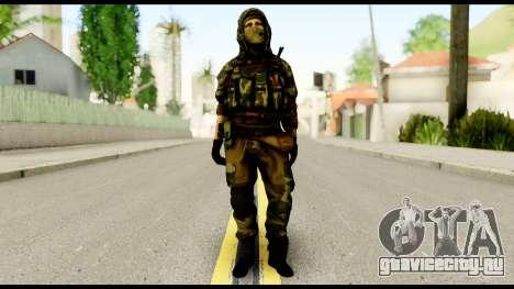 Sniper from Battlefield 4 для GTA San Andreas