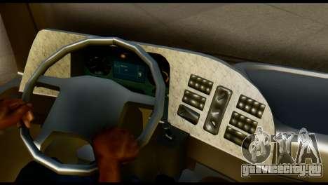 Mercedes-Benz Actros PJ1 для GTA San Andreas вид сзади слева
