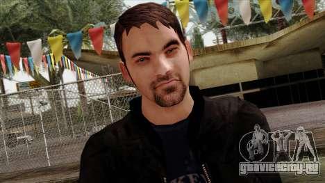 GTA 4 Skin 46 для GTA San Andreas третий скриншот