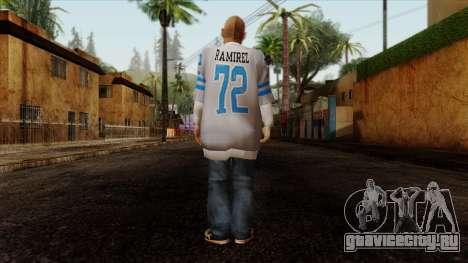 GTA 4 Skin 75 для GTA San Andreas второй скриншот