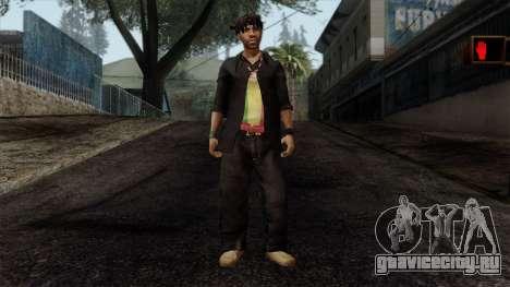 GTA 4 Skin 22 для GTA San Andreas