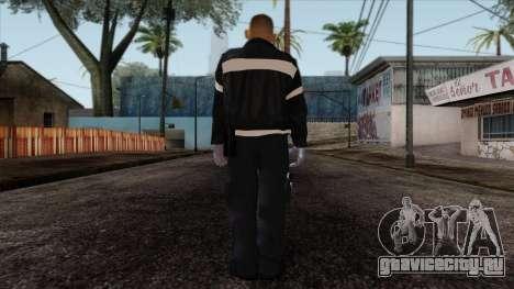 GTA 4 Skin 53 для GTA San Andreas второй скриншот