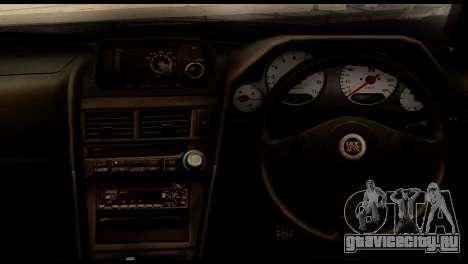 Nissan Skyline R34 Z для GTA San Andreas вид справа