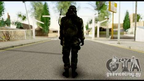 Engineer from Battlefield 4 для GTA San Andreas второй скриншот