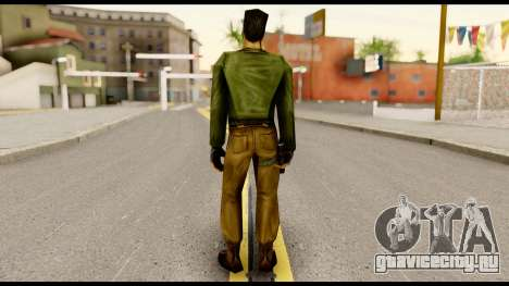 Counter Strike Skin 3 для GTA San Andreas второй скриншот