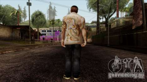 GTA 4 Skin 65 для GTA San Andreas второй скриншот