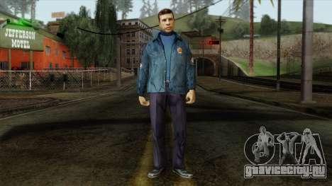 Police Skin 9 для GTA San Andreas