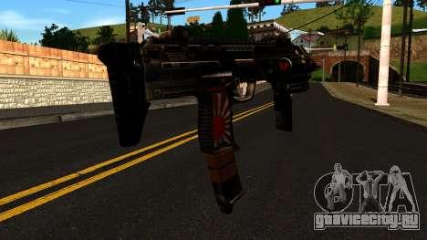 Machine from Shadow Warrior для GTA San Andreas второй скриншот