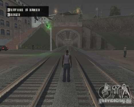 Colormod High Color для GTA San Andreas десятый скриншот