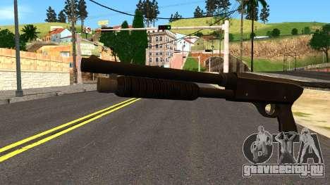 Combat Shotgun from GTA 4 для GTA San Andreas