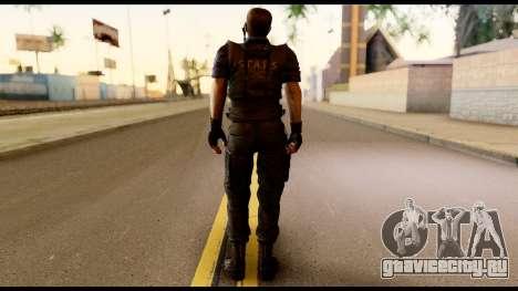 Resident Evil Skin 11 для GTA San Andreas второй скриншот