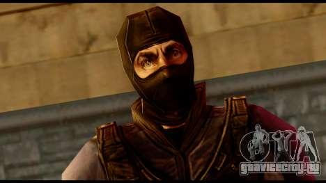 Counter Strike Skin 4 для GTA San Andreas третий скриншот