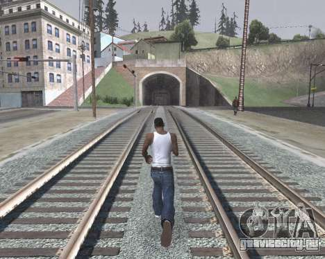 Colormod High Color для GTA San Andreas пятый скриншот