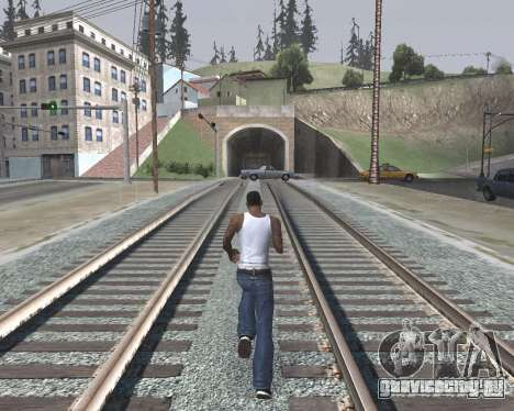 Colormod High Color для GTA San Andreas третий скриншот