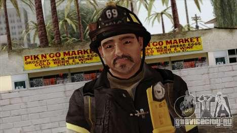GTA 4 Skin 45 для GTA San Andreas третий скриншот