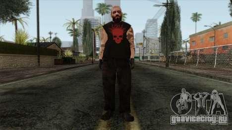 GTA 4 Skin 43 для GTA San Andreas