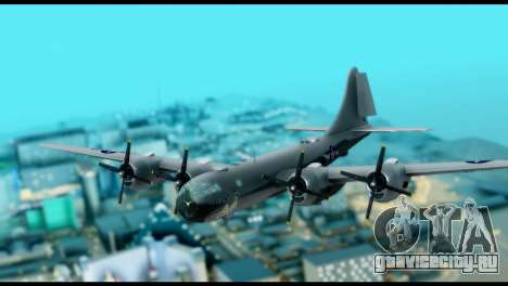 B-29 Superfortress для GTA San Andreas