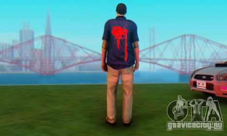 Zombie Sindacco для GTA San Andreas третий скриншот