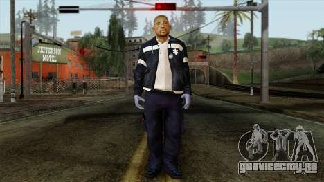 GTA 4 Skin 37 для GTA San Andreas