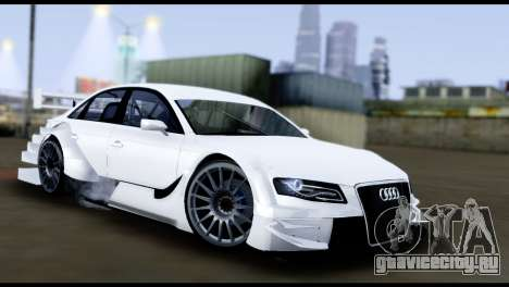 Audi A4 2008 Touring для GTA San Andreas