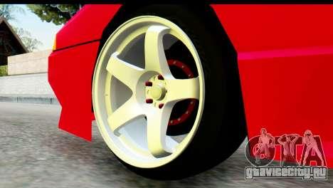 Elegy FailCrew для GTA San Andreas вид сзади слева