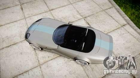 Bravado Banshee Little Wheel для GTA 4 вид справа