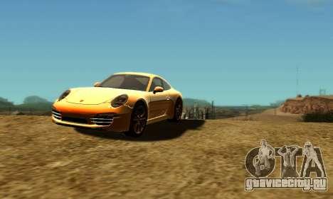 ENBSeries v6 By phpa для GTA San Andreas двенадцатый скриншот