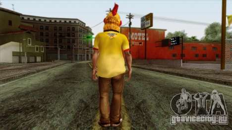 GTA 4 Skin 86 для GTA San Andreas второй скриншот