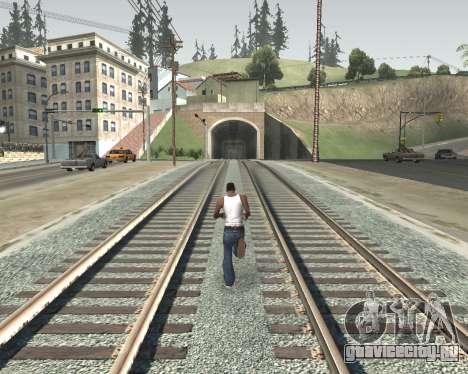 Colormod High Color для GTA San Andreas второй скриншот