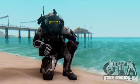 C.E.L.L. Soldier (Crysis 2) для GTA San Andreas