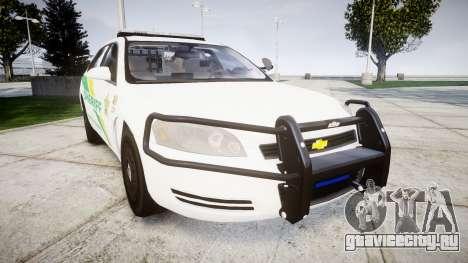 Chevrolet Impala Martin County Sheriff [ELS] для GTA 4